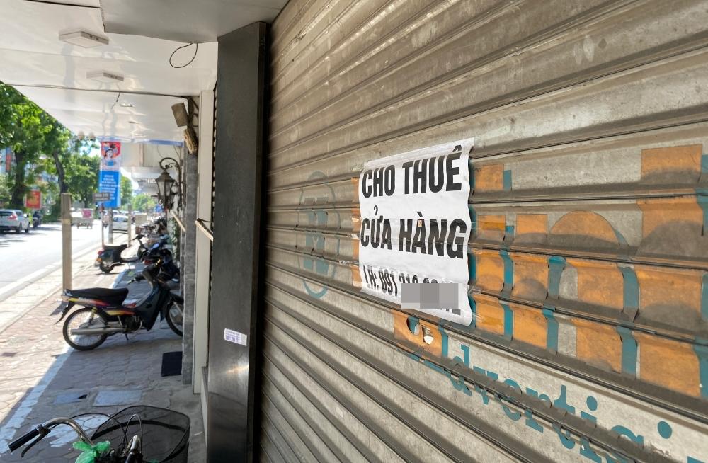 Mặt tiền vàng ở Hà Nội đại hạ giá nhưng vẫn ế khách - Ảnh 9.