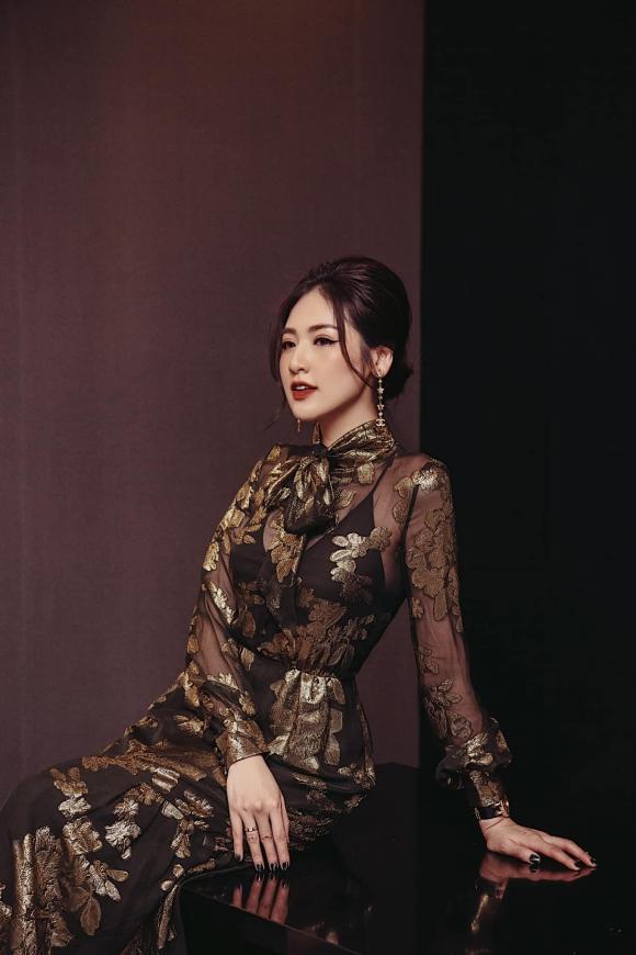 Phương Khánh đẹp tựa nữ thần, Trần Bảo Sơn lần đầu khoe ảnh hai con gái - Ảnh 6.