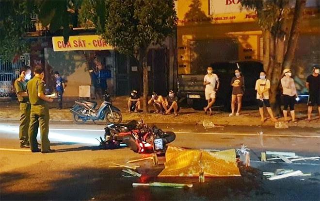 Truy tìm xe ô tô cán chết nam thanh niên trong đêm mưa rồi bỏ chạy - Ảnh 1.