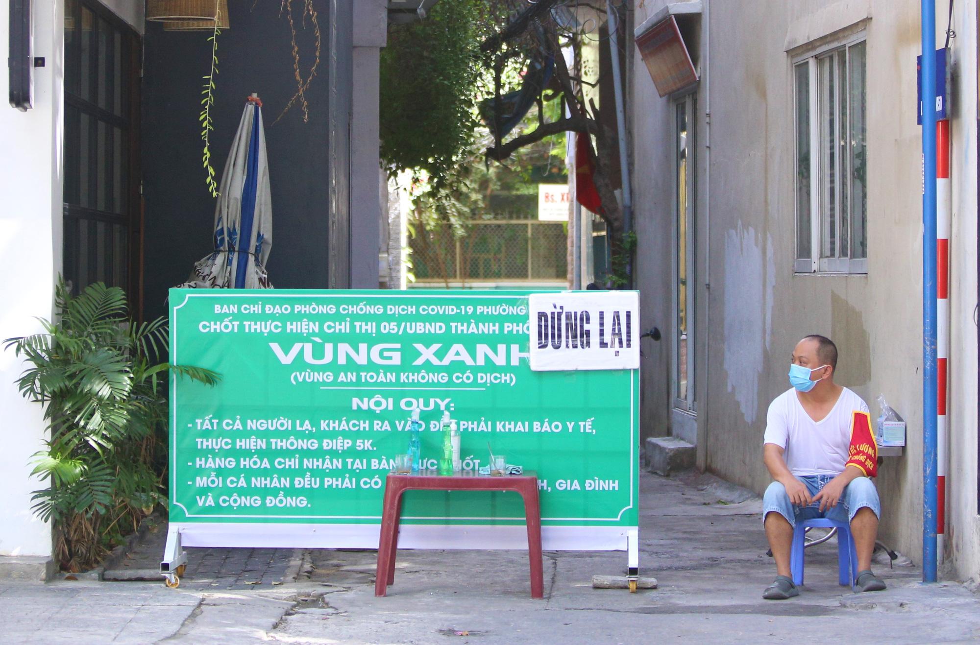 TIN VUI: Người dân vùng vàng và xanh ở Đà Nẵng được phép tham gia nhiều hoạt động kể từ sáng 16/9 - Ảnh 2.