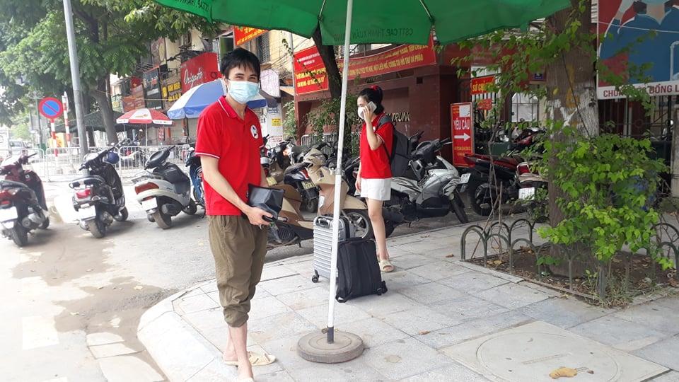"""""""Điểm nóng"""" Thanh Xuân Trung trước ngày đón công dân trở về - Ảnh 2."""