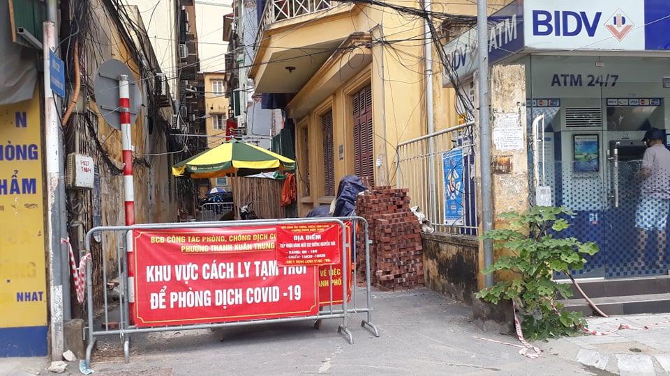 """""""Điểm nóng"""" Thanh Xuân Trung trước ngày đón công dân trở về - Ảnh 5."""