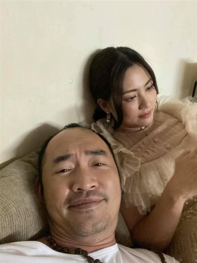 Hoàng Thùy Linh gây sốt với loạt ảnh hậu trường, Trương Ngọc Ánh  - Trần Bảo Sơn mở tiệc sinh nhật con gái - Ảnh 6.