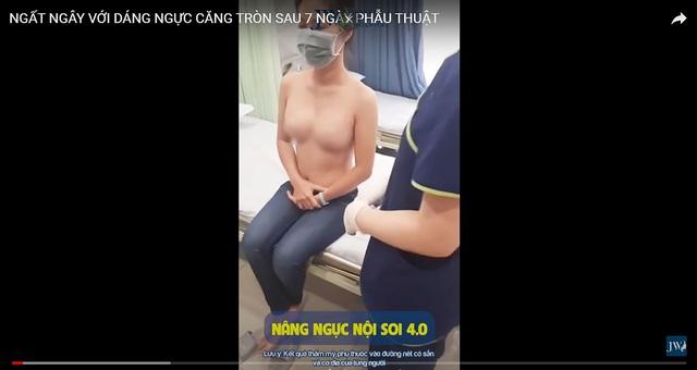 Bệnh viện thẩm mỹ JW Hàn Quốc: Sử dụng video nhạy cảm với tiêu đề thiếu văn hóa để quảng cáo? - Ảnh 7.