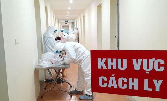 Việt Nam ghi nhận thêm 5 ca nhập cảnh mắc COVID-19  - Ảnh 1.