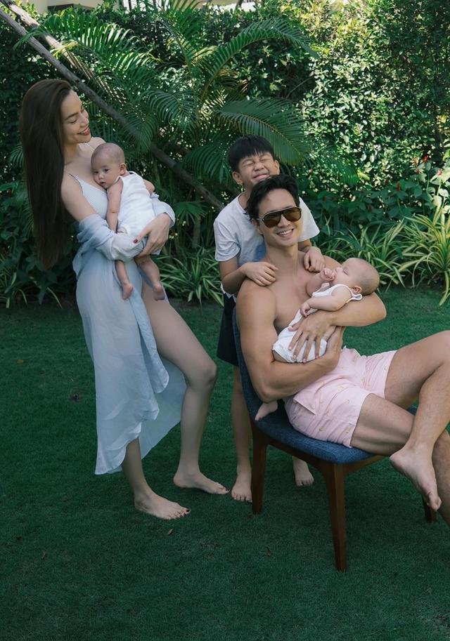 Tóc Tiên tung bộ ảnh phong cách, Hà Hồ chia sẻ khoảnh khắc gia đình hạnh phúc - Ảnh 2.