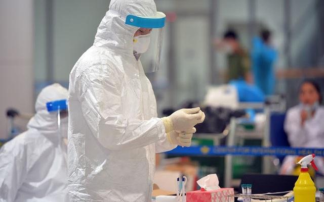 Thêm 6 ca nhập cảnh mắc COVID-19, Việt Nam có 2.494 ca bệnh - Ảnh 1.