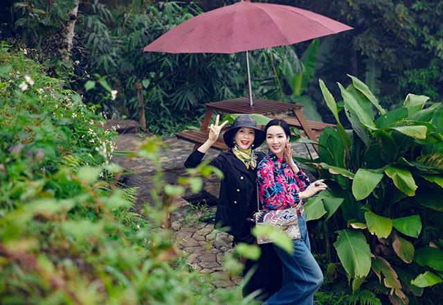 Nhã Phương đẹp tựa nàng thơ, Giáng My - Thanh Mai khoe 'nhan sắc không tuổi' - Ảnh 2.