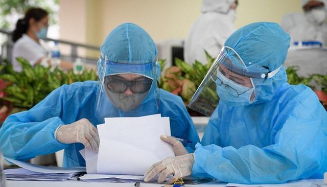 Chiều 6/4, Việt Nam ghi nhận thêm 11 ca mắc COVID-19 là người nhập cảnh - Ảnh 1.