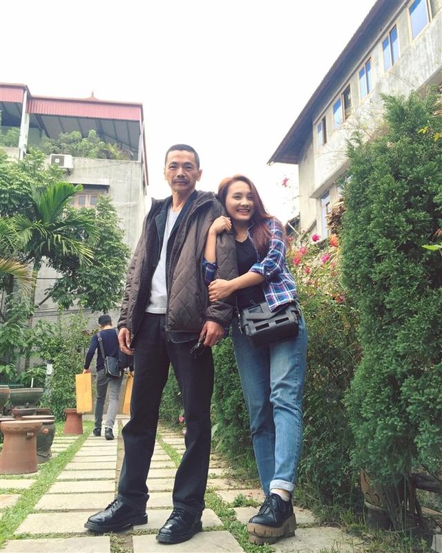 Jang Mi khoe nhan sắc tươi trẻ, Chi Bảo tình tứ bên vợ doanh nhân  - Ảnh 6.