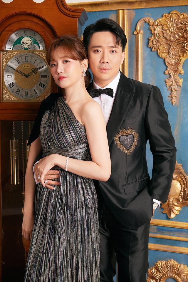Ngọc Quyên hóa nàng thơ, Trấn Thành - Hari Won sang chảnh trong bộ ảnh mới  - Ảnh 2.