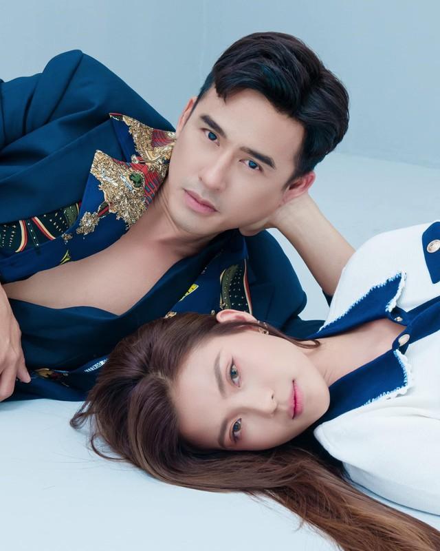 Ngọc Quyên hóa nàng thơ, Trấn Thành - Hari Won sang chảnh trong bộ ảnh mới  - Ảnh 6.