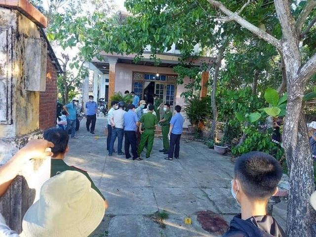 Nam sinh lớp 9 sát hại thầy hiệu trưởng ở Quảng Nam sẽ bị x lý như thế nào? - Ảnh 1.