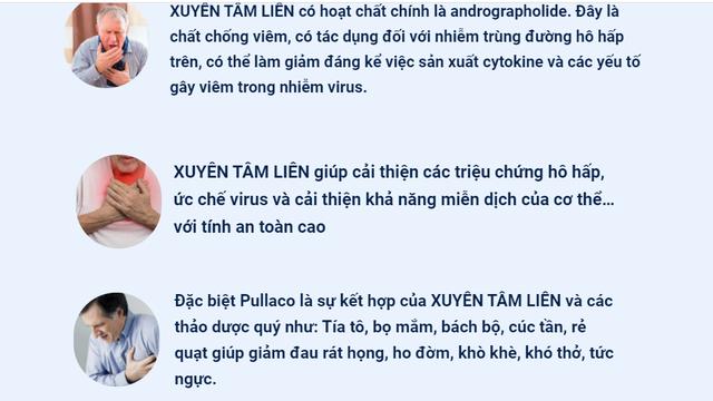 """TPBVSK Pullaco """"nổ"""" giúp hỗ trợ phòng ngừa được COVID – 19? - Ảnh 2."""