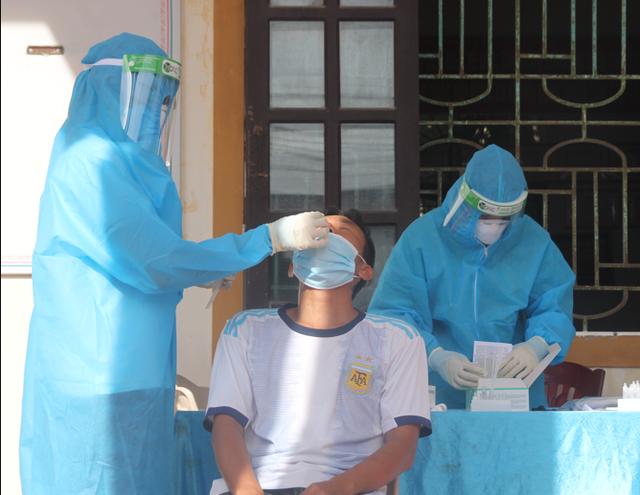 Sáng 21/9: Hà Nội chỉ ghi nhận 1 ca, hơn 5,5 triệu mũi vaccine phòng COVID-19 đã được tiêm - Ảnh 1.