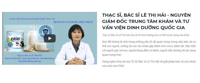 """Sữa non """"Premium Eig6"""" quảng cáo sai phép: Công ty Nutriday Việt Nam có bị xử phạt? - Ảnh 2."""