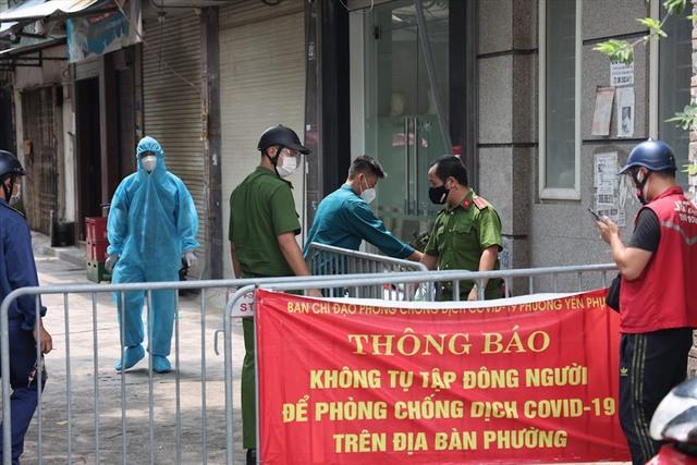 Người phụ nữ bán bún ốc 'chui' mắc COVID-19 ở Hà Nội sẽ bị xử lý như thế nào? - Ảnh 1.