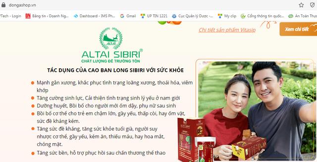 """Cao ban long Sibiri có thực sự """"thần kỳ"""" như quảng cáo? - Ảnh 3."""