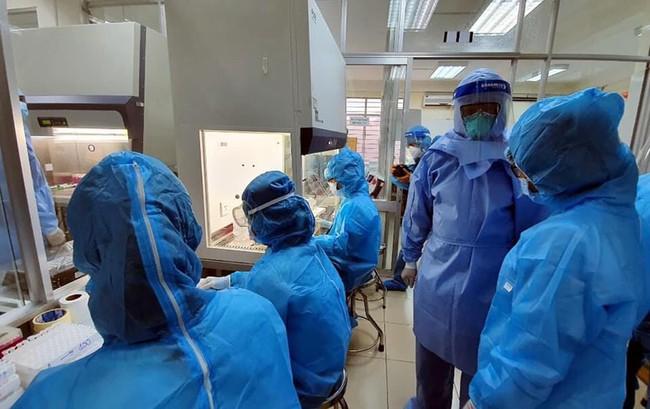 Việt Nam ghi nhận ca mắc COVID-19 thứ 1.109 là chuyên gia Ấn Độ - Ảnh 1.
