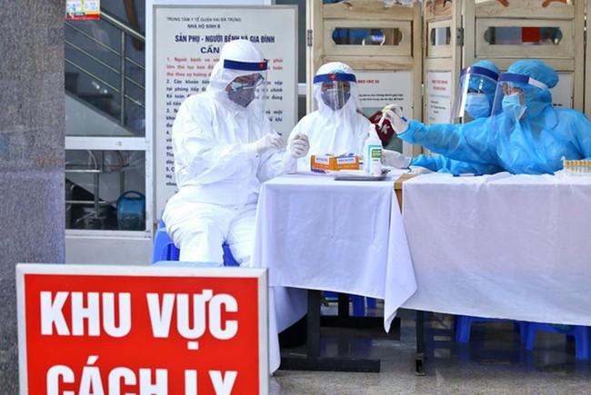 Việt Nam ghi nhận ca mắc COVID-19 thứ 1095 là chuyên gia người Nga - Ảnh 1.