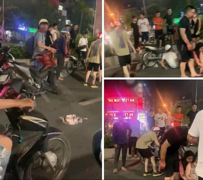 Bị xe bồn cán khi đi thăm người ốm, 2 người phụ nữ đi xe máy thương vong - Ảnh 2.