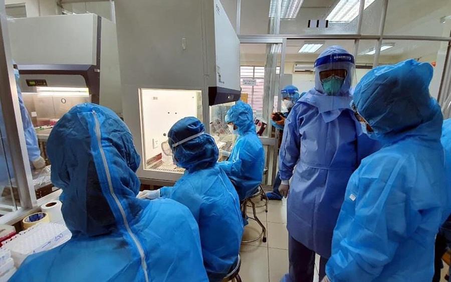 Việt Nam ghi nhận ca mắc COVID-19 thứ 1.110 là chuyên gia Ấn Độ