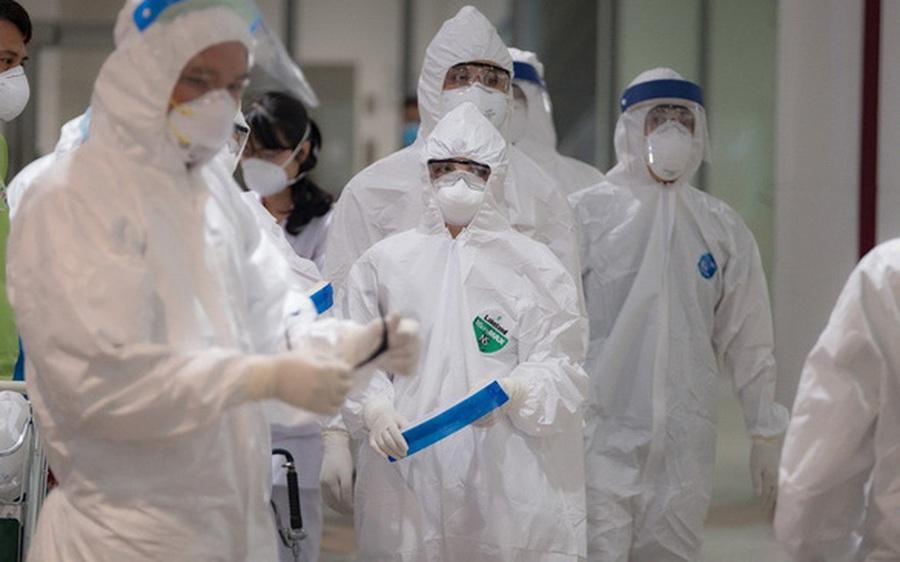Thêm 8 ca mắc mới nhập cảnh, Việt Nam có 1.134 bệnh nhân COVID-19