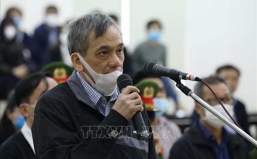 Xét xử đại án BIDV: Cựu Phó Tổng giám đốc BIDV khai từng bị ông Trần Bắc Hà 'dọa' cách chức
