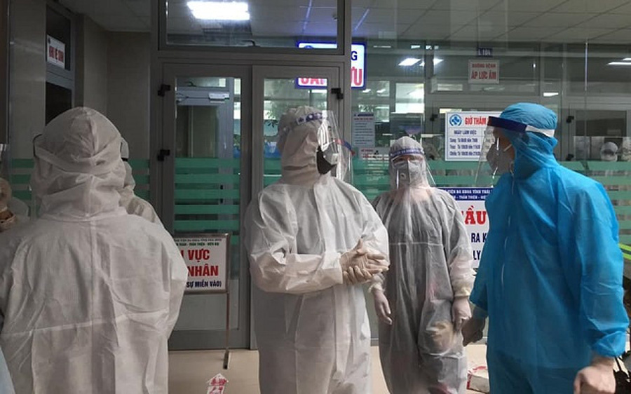 Thêm 1 trường hợp nhập cảnh mắc COVID-19, Việt Nam có 1097 ca bệnh