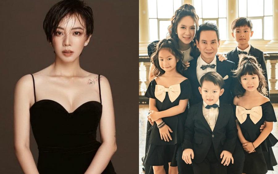 Thu Trang đăng ảnh trẻ trung, Lý Hải - Minh Hà kỷ niệm 10 năm ngày cưới