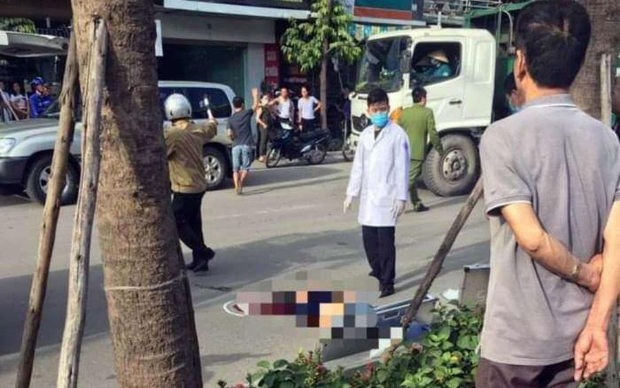 Tài xế uống rượu bia lái xe máy đâm vào dải phân cách, tử vong tại chỗ