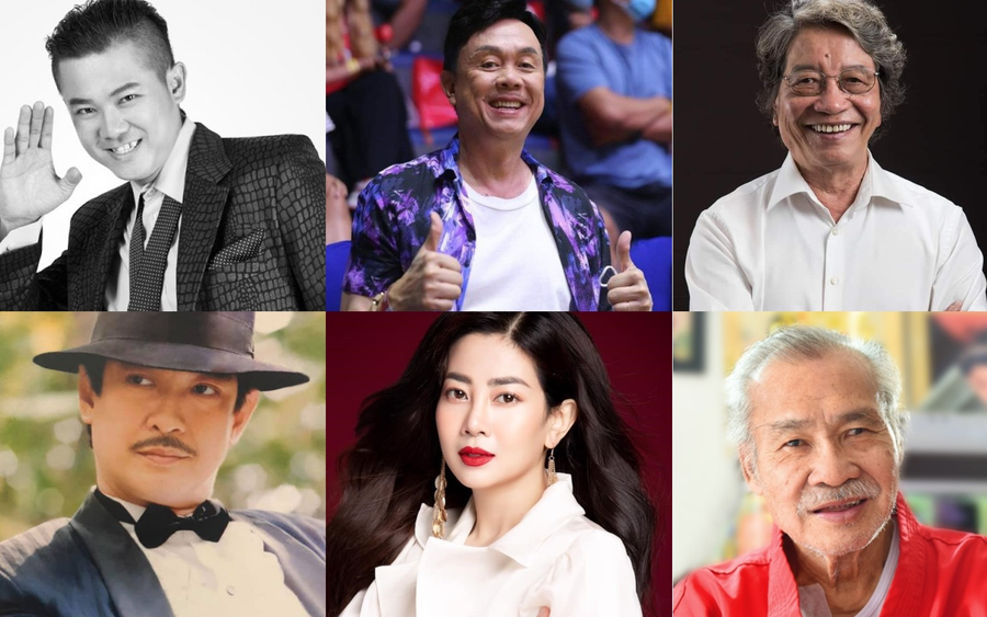 Vân Quang Long, Chí Tài và những nghệ sĩ tài hoa ra đi trong năm 2020