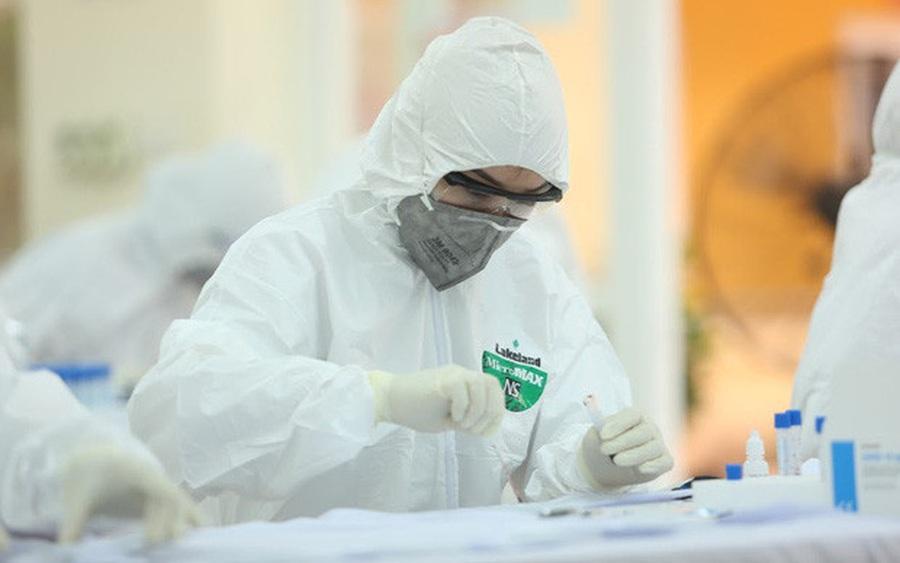 Việt Nam ghi nhận thêm 17 ca mắc COVID-19 mới, nâng tổng số lên 1094 ca