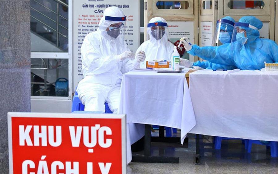 Việt Nam ghi nhận ca mắc COVID-19 thứ 1095 là chuyên gia người Nga
