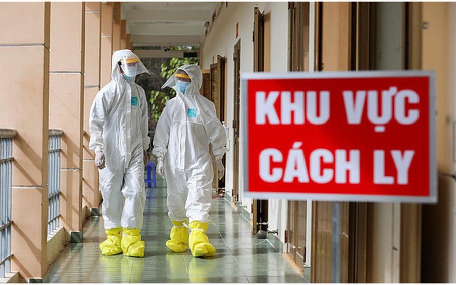 Việt Nam ghi nhận ca mắc COVID-19 thứ 1.521