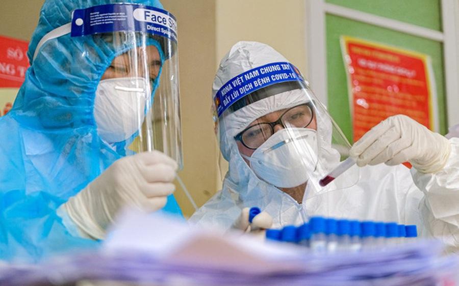 Việt Nam ghi nhận ca mắc COVID-19 thứ 1.549 là người nhập cảnh