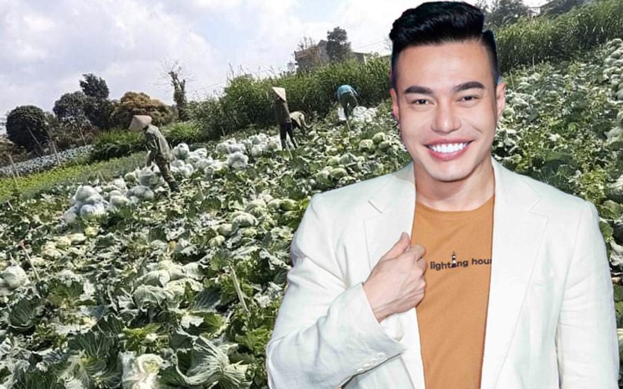 Lê Dương Bảo Lâm giải cứu 5 tấn nông sản cho bà con giữa dịch Covid-19: Hành động đẹp đúng thời điểm!