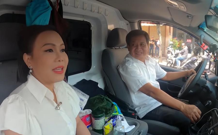 Ông Đoàn Ngọc Hải: Tôi và Việt Hương nghĩ xe cứu thương nhập ở Mỹ về chỉ 1,7 tỷ thôi ai ngờ hơn 3 tỷ