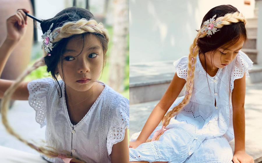 Con gái Đoan Trang bùng nổ visual qua bộ ảnh mẹ chụp, mới bé xíu mà thần thái và nhan sắc ra dáng mỹ nhân Vbiz tương lai!