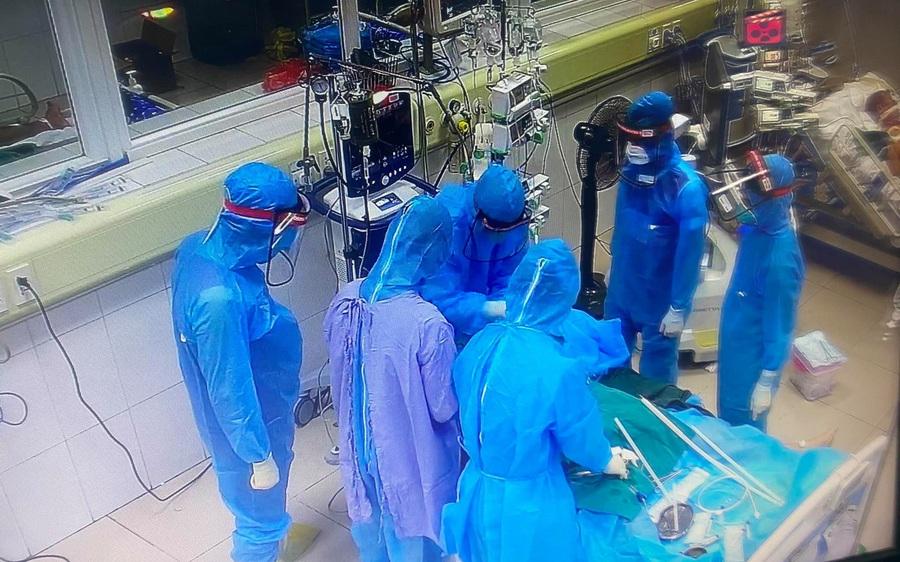 78 bệnh nhân trong tình trạng rất nặng và 3 người nguy kịch, nguy cơ tử vong