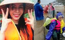 Thủy Tiên và loạt sao Việt chung tay giúp đỡ đồng bào miền Trung