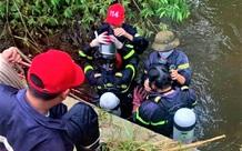 Tìm được thi thể người phụ nữ mất tích khi đi qua cống lúc trời mưa ở Quảng Nam