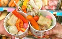 Chớm lạnh, lẩu ly hải sản giá 13.000 đồng lên cơn sốt