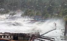 """Bão số 8 chưa đổ bộ, bão số 9 đã hình thành và được dự báo """"rất mạnh"""", nguy cơ ảnh hưởng trực tiếp đến miền Trung"""