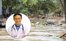 Bác sĩ Bệnh viện Việt Đức gửi gắm thông tin sức khỏe đến bà con miền Trung, nhấn mạnh các loại bệnh dễ mắc và cách cộng đồng chung tay giúp đỡ hiệu quả
