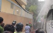 Công an đang làm việc với nghi can vụ sát hại và đốt xác người phụ nữ ở Sài Gòn