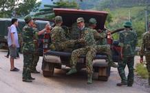 [ẢNH] Huy động thêm bộ đội công binh vào tìm kiếm nhiều nạn nhân mất tích vụ sạt lở ở Trà Leng