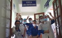 Ấm tình người cửa hàng 0 đồng ngay trong bệnh viện nơi biên giới Quảng Bình