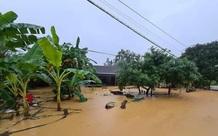 Nghệ An: 2 người mất tích sau mưa lũ, hàng nghìn ngôi nhà bị nhấn chìm.