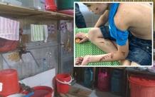 """Cận cảnh bên trong nơi 2 nhân viên giúp việc nghi bị chủ quán bánh xèo ở Bắc Ninh """"tra tấn"""""""